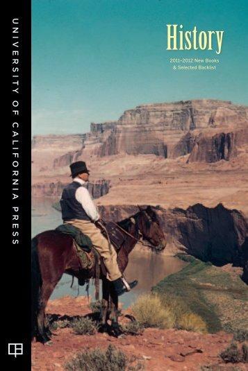 History - University of California Press