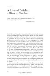 River of Love in an Age of Pollution - Sample Chapter - University of ...