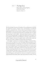 The Environment and World History - University of California Press
