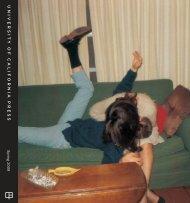 Spring 2009 - University of California Press