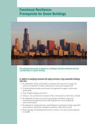 Prereq for Green Buildings - Conference Planning and Management