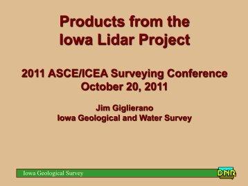 LiDAR in Iowa!!!