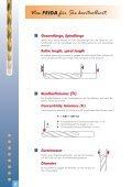 Katalog 2006 jetzt anschauen - Feida Tools Deutschland GmbH - Page 6