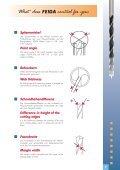 Katalog 2006 jetzt anschauen - Feida Tools Deutschland GmbH - Page 7