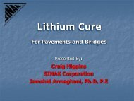 What is Lithium Cure