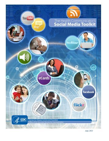 The Health Communicator's Social Media Toolkit (PDF) - Centers for ...