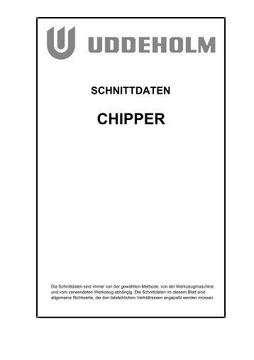 schnittdaten chipper
