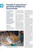Sleipner - høj ydelse til prisen - Uddeholm A/S - Page 6