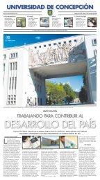 Investigadores - Universidad de Concepción
