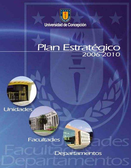 Plan Estratégico - Universidad de Concepción
