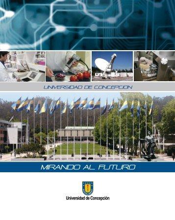MIRANDO AL FUTURO - Universidad de Concepción