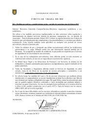 20.1. MEDIDAS PREVENTIVAS RECESO UNIVERSITARIO 2012