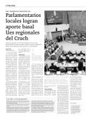 Ortiz y Pérez logran aporte basal para Ues regionales del Cruch - Page 2