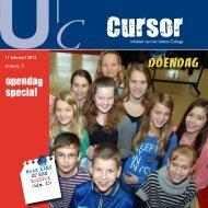 Cursor Open Dag Special 2012.pdf - Udens College