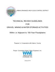 Technical Review Guidelines for Gravel Mining and Water Storage ...