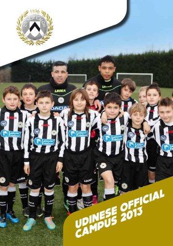 brochure in Pdf - Udinese