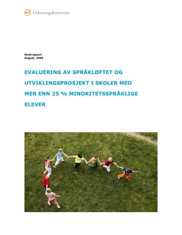 Rapporten - Udir.no
