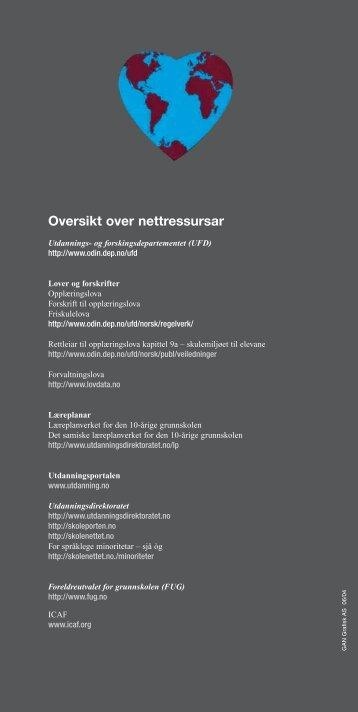 Nynorsk - Udir.no