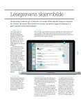 Digitale leseferdigheter - Udir.no - Page 3