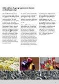 Sammeln und Recyceln von Metallverpackungen - Igora - Seite 3