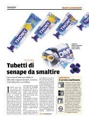 Recycling - Tubetti di senape da smaltire PDF Download - Igora