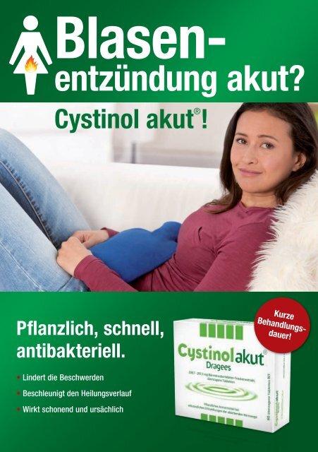 Cystinol akut - Schaper & Brümmer