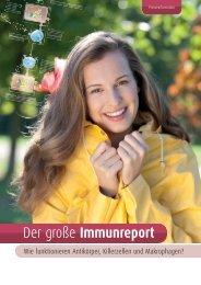 Der große Immunreport - Schaper & Brümmer