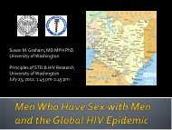 MSM and Global HIV E.. - TREE