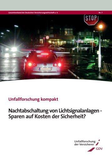 Jetzt downloaden pdf - Unfallforschung der Versicherer