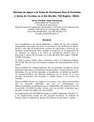 Sistema de Apoyo a la Toma de Decisiones Para la Previsión y ...