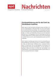 Nachrichten - Evangelische Kirche der Pfalz