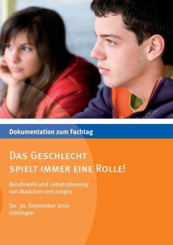 Dokumentation zum Fachtag - Göttingen
