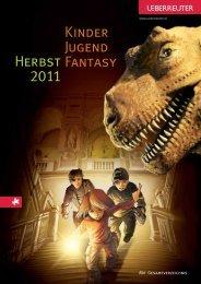 Kinder Jugend Fantasy Herbst 2011 - Ueberreuter