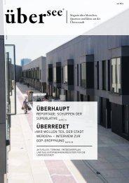 in der Überseestadt - Übersee-Magazin