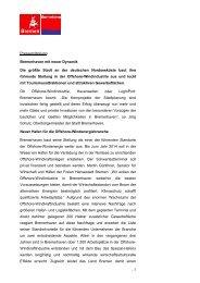 Bremerhaven mit neuer Dynamik - WFB Wirtschaftsförderung ...