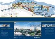 Faltplan Überseestadt