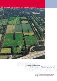 Büropark Oberneuland - WFB Wirtschaftsförderung Bremen GmbH