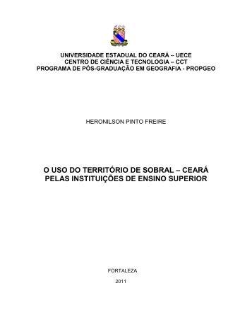 Heronilson Pinto Freire - Uece