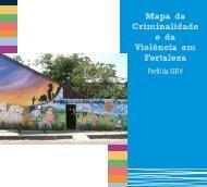 Mapa da Criminalidade e da Violencia em Fortaleza - Uece