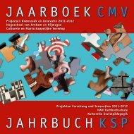 JAARBOEK CMV -  HAN / JAHRBUCH KSP - HAN 2011-2012