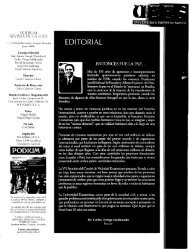 revista podium no. 12 - 13 junio 2008 - Universidad de ...