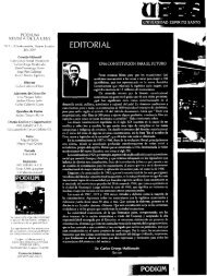 revista podium no. 9 - 10 julio 2007 - Universidad de Especialidades ...