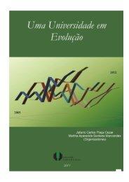 Uma Universidade em Evolução. - Universidade Estadual de Londrina