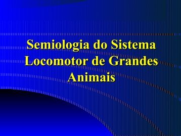 Aula Semiologia Sistema Locomotor