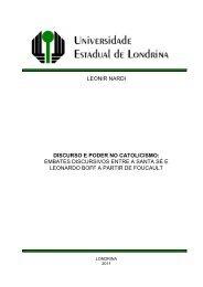 1 INTRODUÇÃO - Universidade Estadual de Londrina
