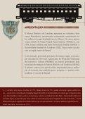 Restauro dos Carros Ferroviários de Passageiros - Universidade ... - Page 3