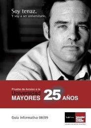 Soy tenaz. - Universidad Europea de Madrid