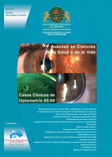 Libro .ptica 2006 - Universidad Europea de Madrid