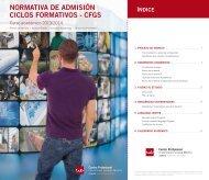 Normativa de Admisión - Universidad Europea de Madrid