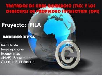 (tlc) y los derechos de propiedad intelectual (dpi)